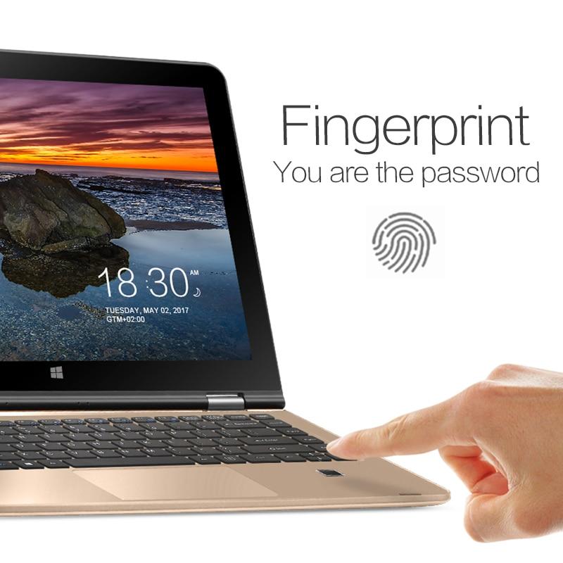 цена на Free shipping Quad Core Tablet PC VOYO VBOOK V3Pro Intel Apollo Lake N3450 Laptop Touchscreen 8G+128G Fingerprint Recognit
