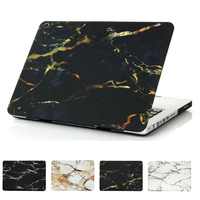 NEW Marble Texture Case For Apple Macbook Air Pro Retina 11 12 13 15 Laptop Bag