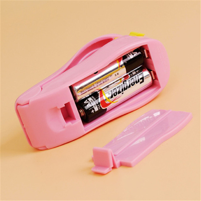 Kitchen Accessories Mini Pocket Home Sealing Machine Snack Bag Sealer
