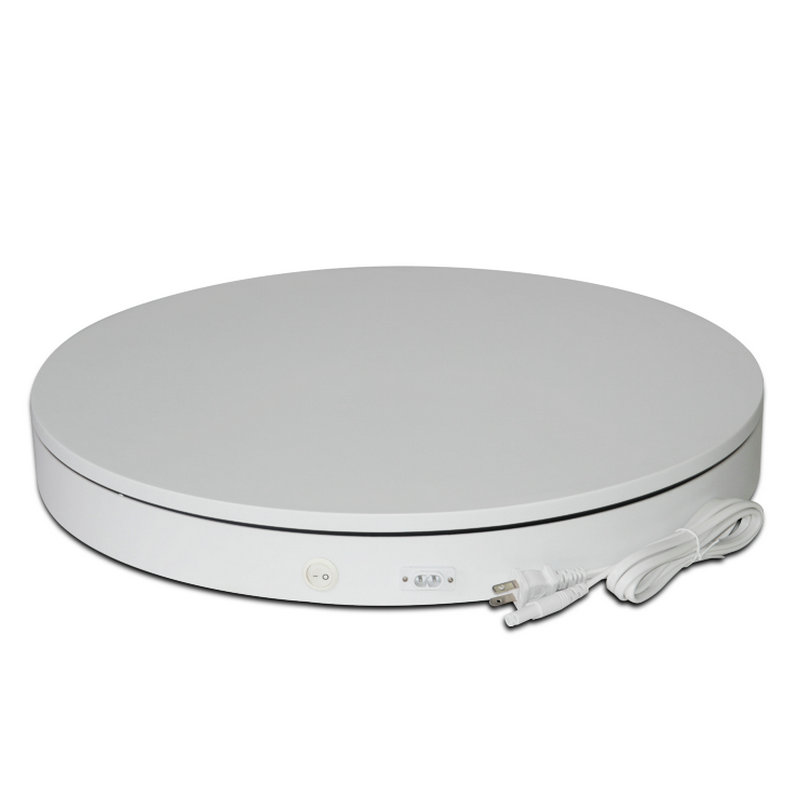 show turntable electric lazy susan swvel plate model_0006