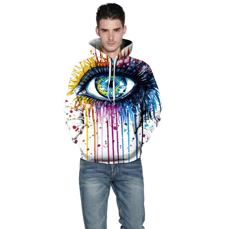 Paint Fashion Stylish Men/Women Hoodies Paint Fashion Stylish Men/Women Hoodies HTB1MIMPQXXXXXX0XXXXq6xXFXXX2