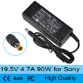 19.5V 4.7A AC Adapter Battery Charger Power Supply for Sony Vaio PCG-71911L PCG-71912L SVE151D11L SVS131B11L,All 3A to 4.7A