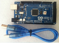 Free Shiping Best Prices MEGA 2560 R3 ATmega2560 AVR USB Board Free USB Cable