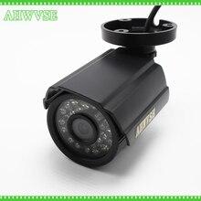 AHWVSE คุณภาพสูง 1200TVL IR Cut CCTV กล้อง 24 ชั่วโมงวัน/Night Vision วิดีโอกันน้ำกลางแจ้ง IR Bullet การเฝ้าระวัง