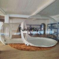 Оптовая продажа Надувной Шатер Пузыря пузырь отель домик палатка