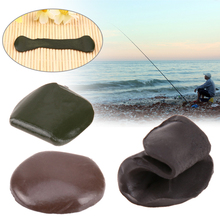 3 Colors 15g Carp Fishing Tungsten Mud Putty Soft Sinker Silt Extra Heavy Carp Fishing Lures Bait Tool Tackle Accessories