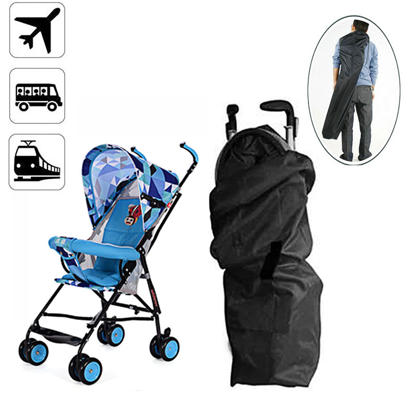 Gate Check Umbrella Stroller Pram Pushchair Buggy Car Plane Travel Bag Cover Hot