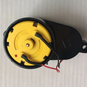 Image 2 - Side Brush Motors Assembly for PANDA X500  Vacuum Cleaning Robot Including Left Motor Assembly x1pc+ Right Motor Assembly x1pc
