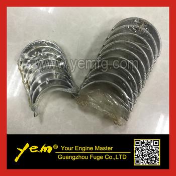 Dla silnik Isuzu 4LE1 wał pewnie tez pewnie tez korbowy łożysko główne łożysko korbowodu podkładka oporowa tanie i dobre opinie 4 cylinder Mechanizm korbowy 2018 genuine bearings