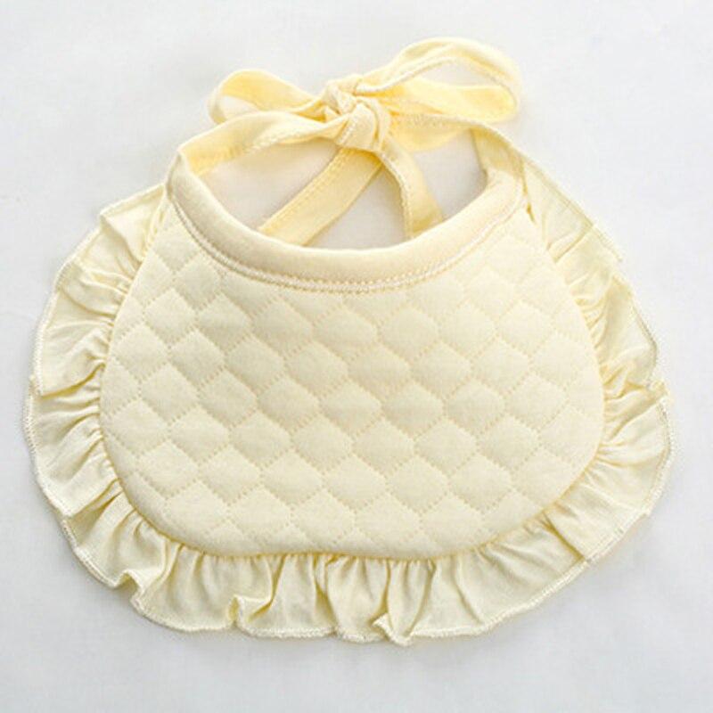 Bavoirs pour nouveau-nés | Rose bleu jaune, en coton, Triangle d'alimentation pour enfants, pour garçons et mamans, accessoires pour chiffons BB0102