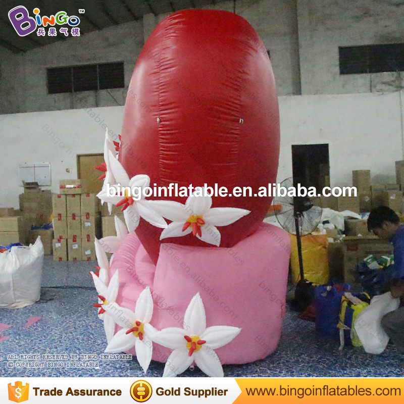 Valentineu0027s Day Inflatable Sweet Heart N Flower 2.3M Anniversaire  Decoration For Wedding Anniversaire Decoration Inflatables Toy In Inflatable  Bouncers From ...