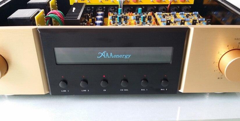PA-2 Reference Preamplifier Pre AMP Preamp Pre-amplifier Pre amplifier full balanced Class A amplifier 110V 220V
