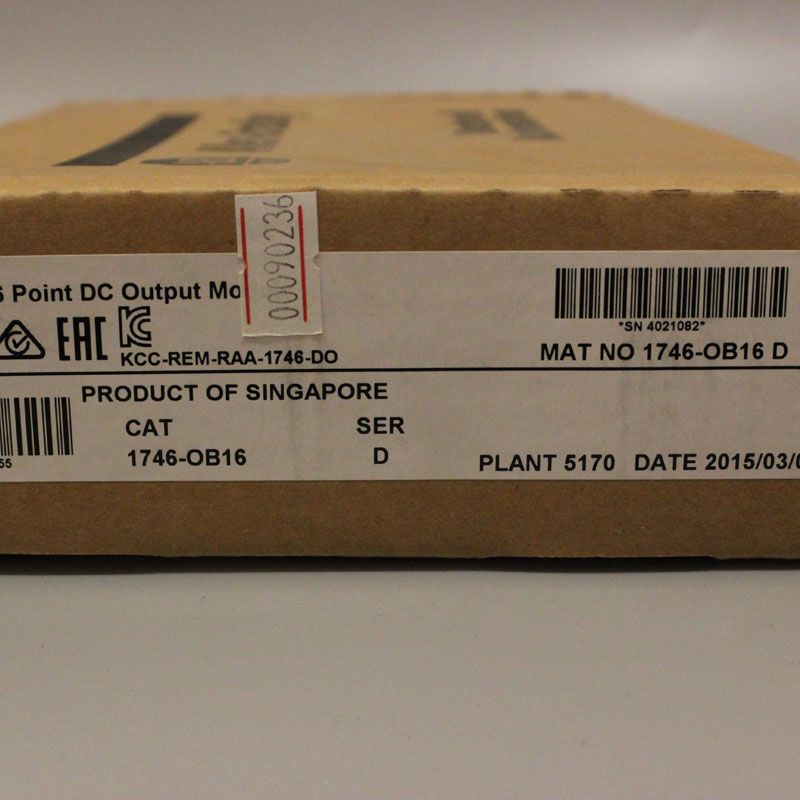 1746 OB16 1746OB16 PLC Controller New Have in stock