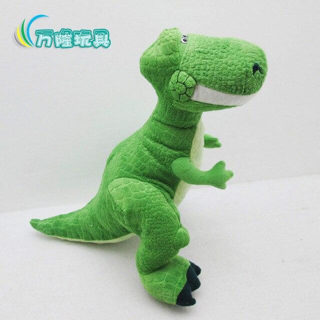 30 СМ 12 ''Плюшевые История Игрушек Рекс Динозавров Мягкие Чучело Игрушки