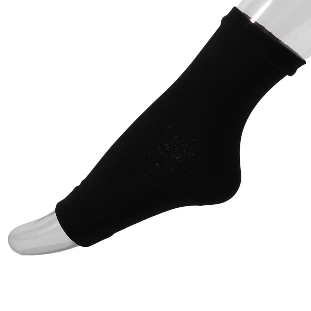 Elastic compression socks Anti Fatigue Comfort Foot socks Sleeve Women Relieve Swell Ank ...