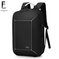 Multifunction USB Charging Men 17 inch Laptop Backpack Waterproof High Capacity Mochila Antitheft Casual Travel Male Backpack