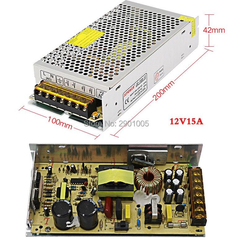 12V 15A