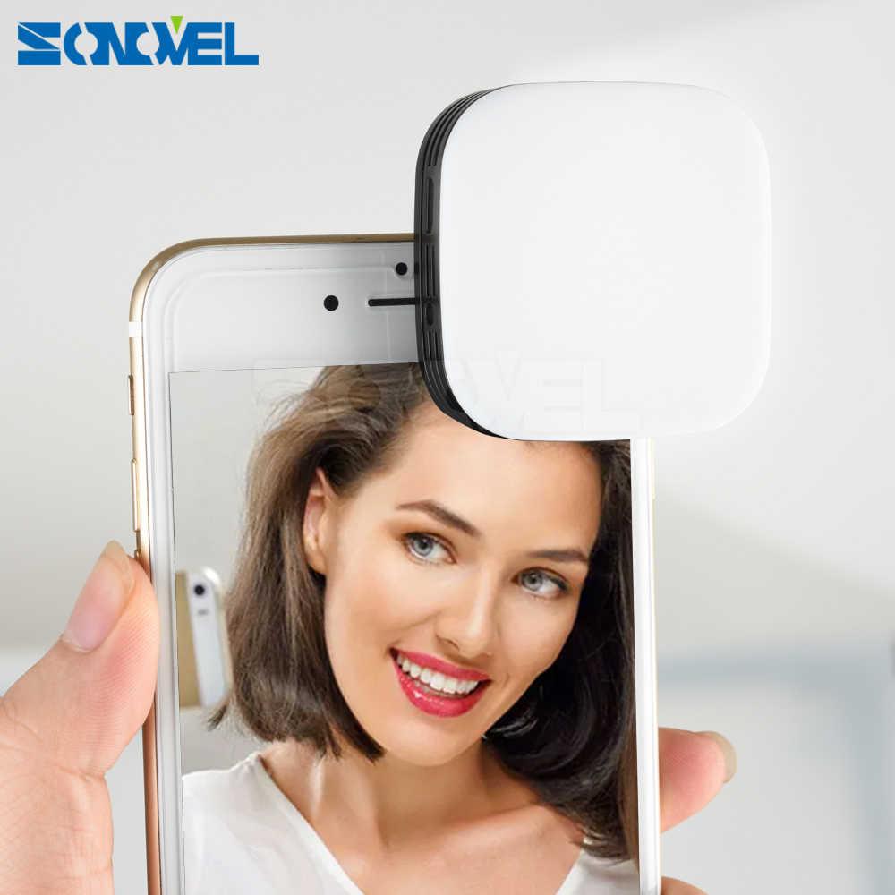 Godox LED Flash Portable M32 éclairage de téléphone Portable pour Smartphone iPhone 7 plus Samsung xiaomi toutes sortes de téléphones mobiles