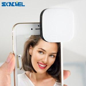 Image 3 - Godoxポータブルフラッシュled m32 mobilephoneに照明用スマートフォンiphone 7プラスサムスンxiaomiすべての種類の携帯電話
