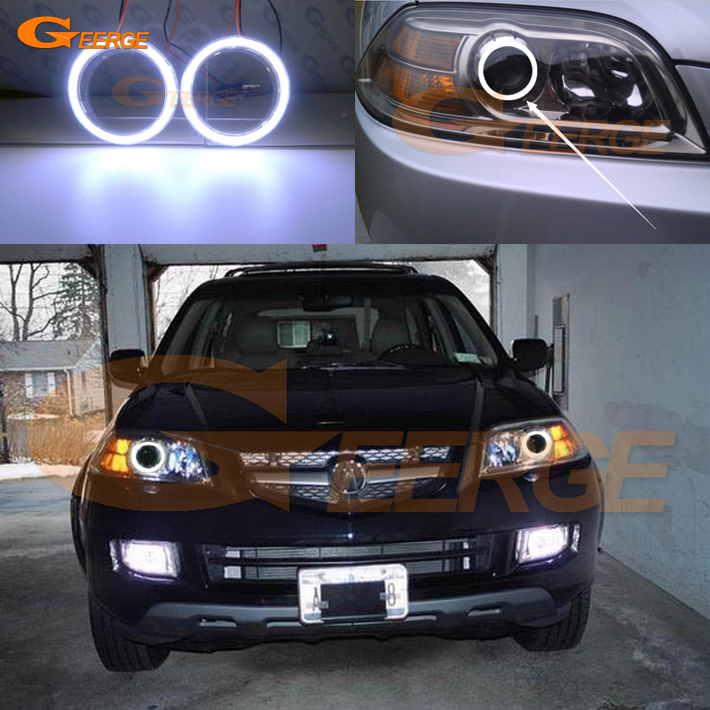 For Acura MDX 2004 2005 2006 Excellent Angel Eyes Ultra