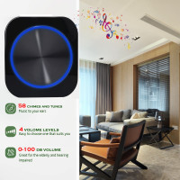 Self-Powered Waterproof Doorbell