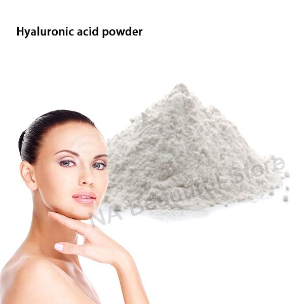 100g Hyaluronic Acid Powder 96% Hyaluronan Skin Anti Aging Wrinkle Free Shipping