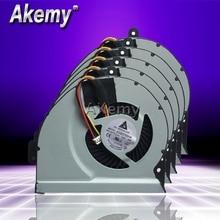 Akemy Новый Cpu охлаждающий вентилятор для ASUS X54H A54L A43 X53S K53S A53S K53SJ P53SJ K43X K43E K43S K43SJ A83 A84S X84C K84L KSB06105HB