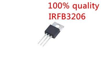 Envío Gratis 50 Uds IRFB3206PBF IRFB3206 TO-220 la nueva calidad es muy buena 100% del chip IC