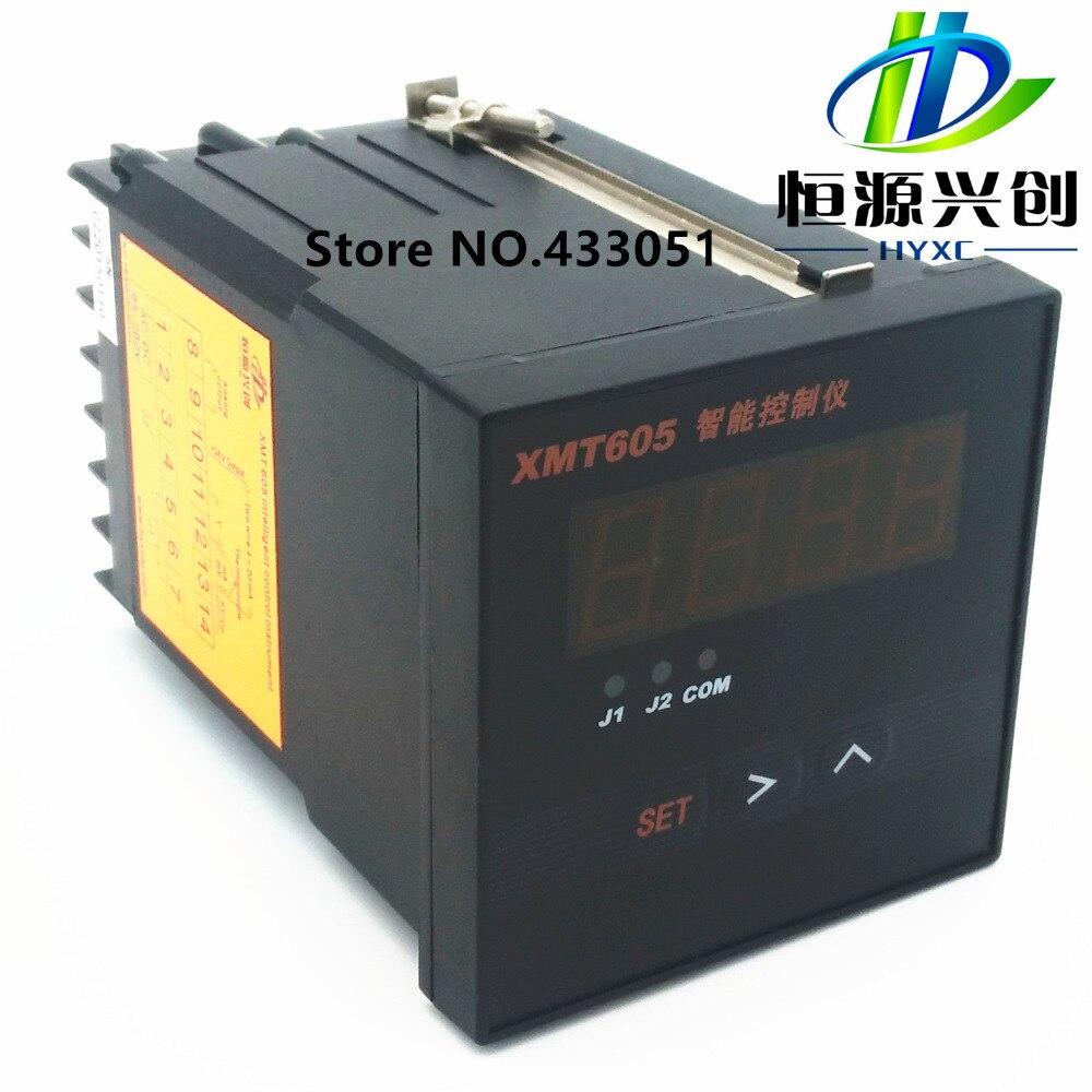 Signal d'entrée Intelligent de dispositif de contrôle d'affichage de température et de niveau de pression: signaux de courant de résistance thermique de thermocouple
