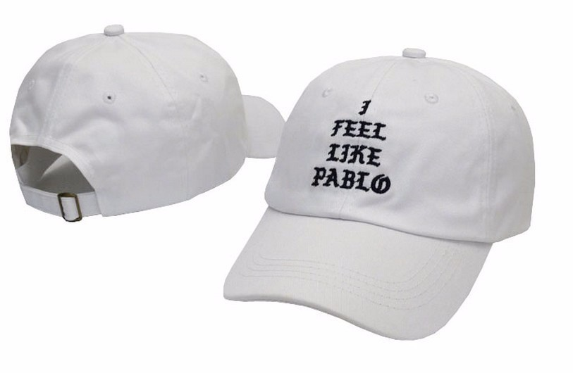 2017 New fashion golf swag cap pray ovo palace cap sun hat Women and men gosha cap paul i feel like pa blo baseball cap