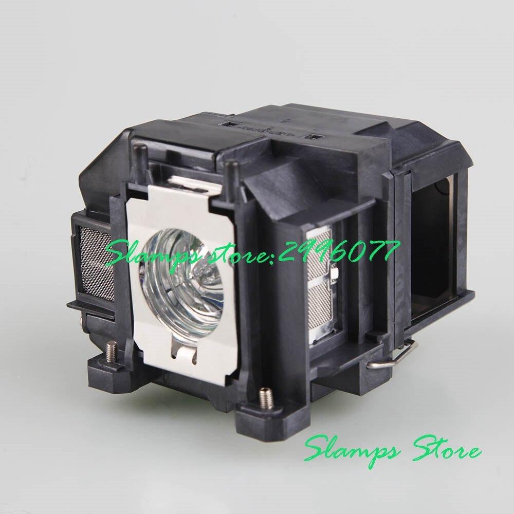 High Quality EB-S02 EB-S11 EB-S12 EB-W12 EB-W16 EB-W16SK EB-X12 EB-X14 X14G EH-TW550 EX3210 Projector Lamp V13H010L67 For EPSON