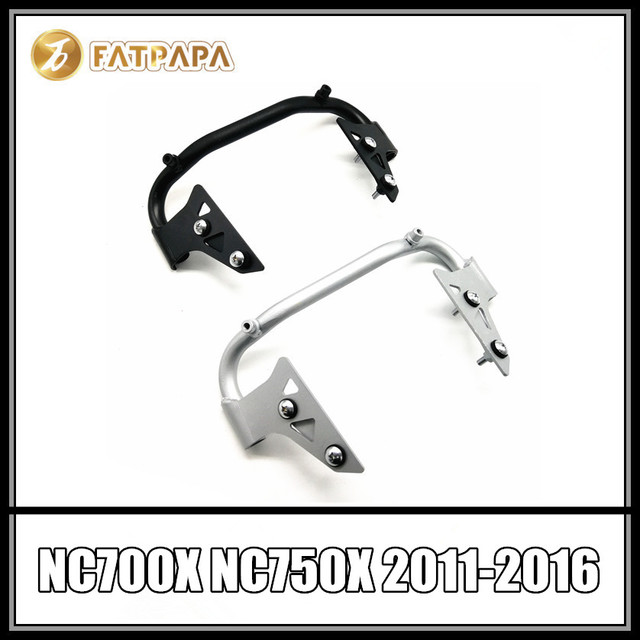 NC700 NC750Motorcycle accessories windshield stainless steel heightening bracket FOR HONDA NC700X NC700S NC750S NC750X 2011-2016
