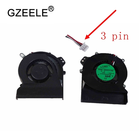 GZEELE NEW Laptop Cpu Cooling Fan For Lenovo S10 S10E S9 S9E M10 M10W 20013 20015 NOTEBOOK Laptops Replacements fan Pakistan