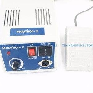 Image 3 - 2018 Mới Miễn Phí Vận Chuyển Nha Khoa Phòng Marathon Micromotor Máy N3 + 35K RPM Đánh Bóng Cầm Tay 110/220V