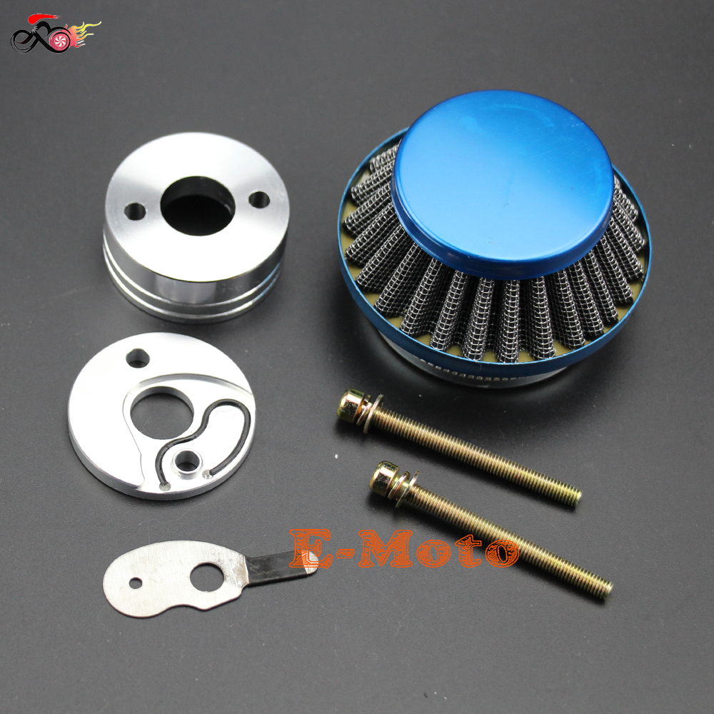 PERFORMANCE RACING GOPED 44MM BLUE AIR FILTER V STACK ZENOAH G23LH G2D 23CC  BIGFOOT BLADEZ FREE SHIPPING-in Air Filters & Systems from Automobiles ...
