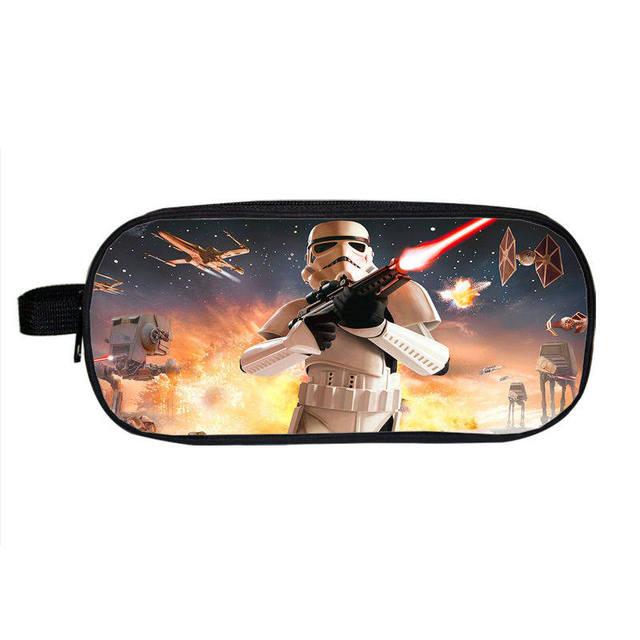 Star Wars Stormtrooper School Pencil Case