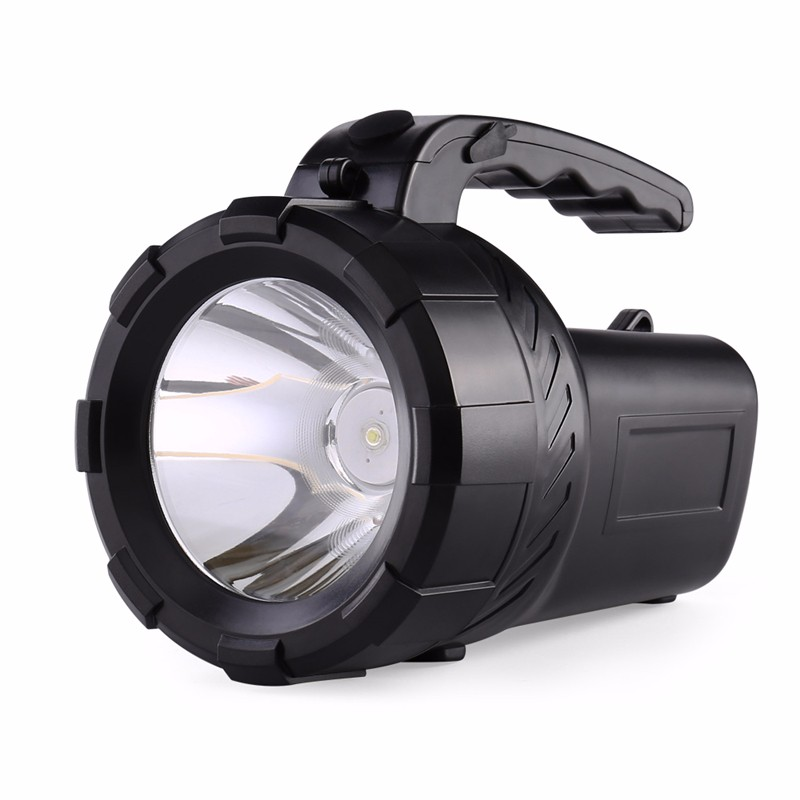 New Design Super Bright Lantern Hunter Lamp Portable Flashlights Led Searchlight Rechargeable Long Range Outdoor Flashlight led 1w 3w 5w flashlight light portable rechargeable rechargeable ultra long range outdoor long range searchlight lantern