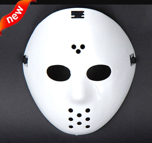 Halloween Costume Jason Friday 13th.Us 2 23 30 Off Angrly Jason Vs Friday The 13th Prop Horror Hockey Halloween Costume Cosplay Mask Masquerade Mask Party Boy Man Adult Size In Party