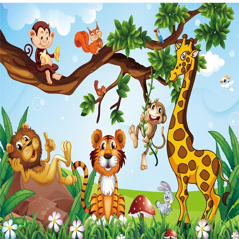 Lukisan Haiwan Di Zoo Cikimm Com