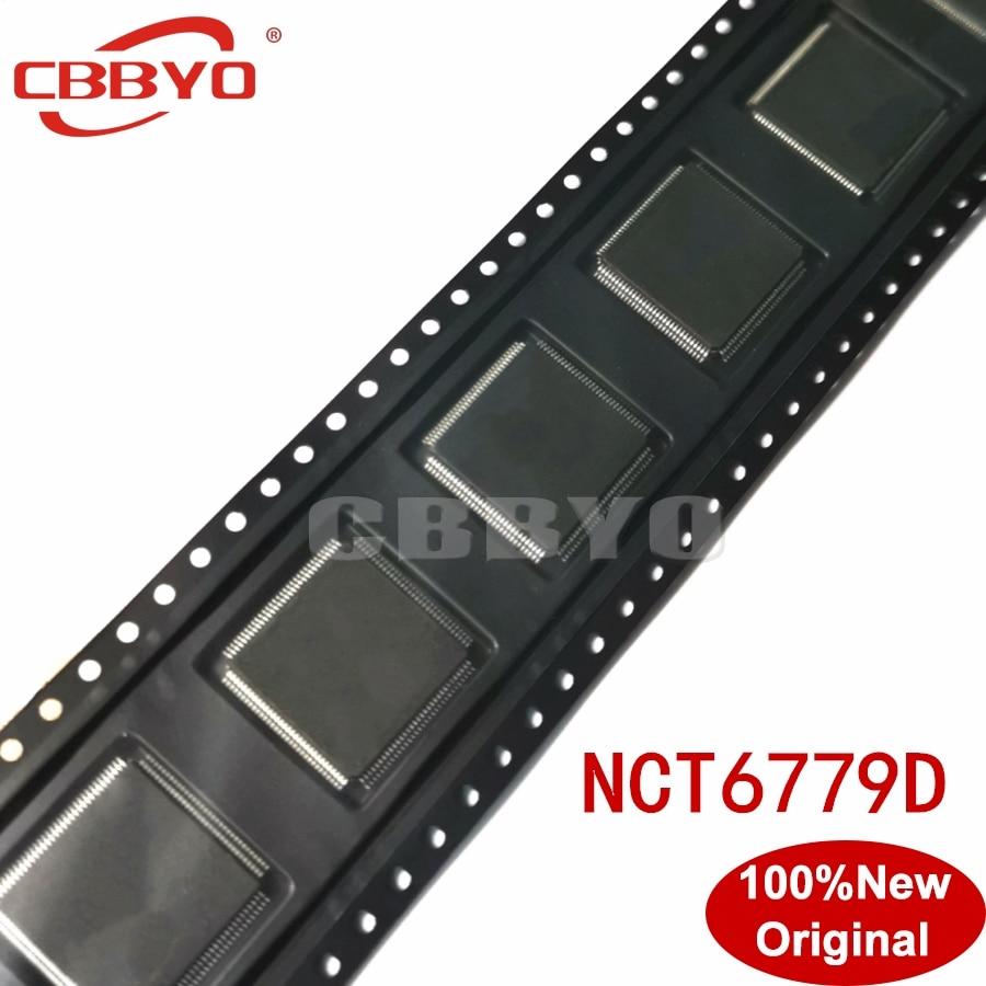 1pcs 100% New NCT6779D QFP-128
