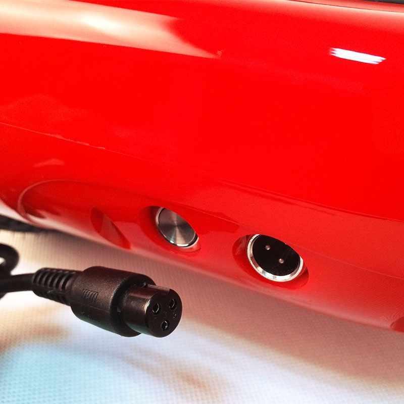 42 V 2A Универсальное зарядное устройство, 100-240VAC питание для самобалансирующегося скутера ХОВЕРБОРДА