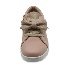 Toddler Girls Sneakers With Fashion Bow