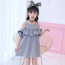 2019 Girl Dress New Summer & Autumn Baby Girls Dress Kid