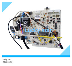 95% new for Air conditioning computer board circuit board GR5J-1B 30055624 5J53A3Y good working