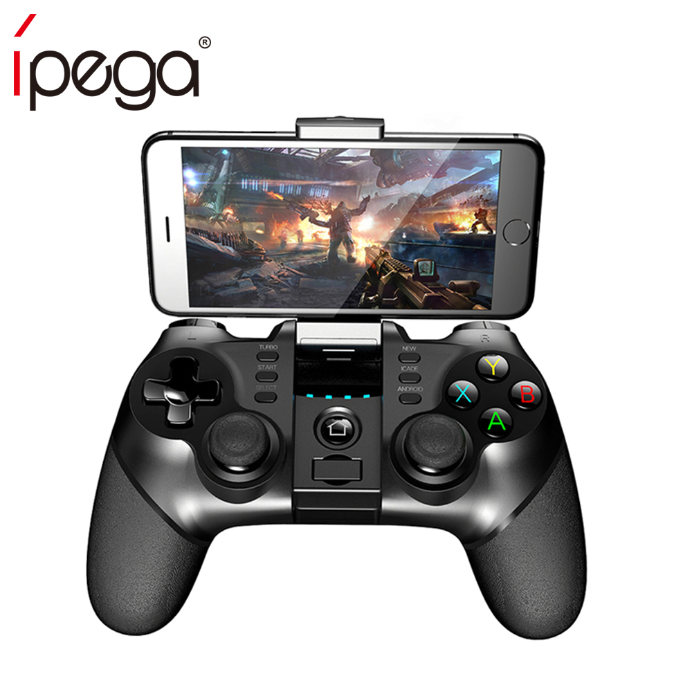 IPega PG-9077 PG 9077 Wireless Gamepad Bluetooth Spiel Controller mit TURBO Joystick für Android/iOS Tablet PC Handy TV box