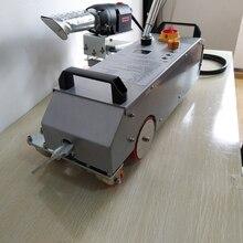 high efficient automatic hot air pvc tarpaulin welding machine