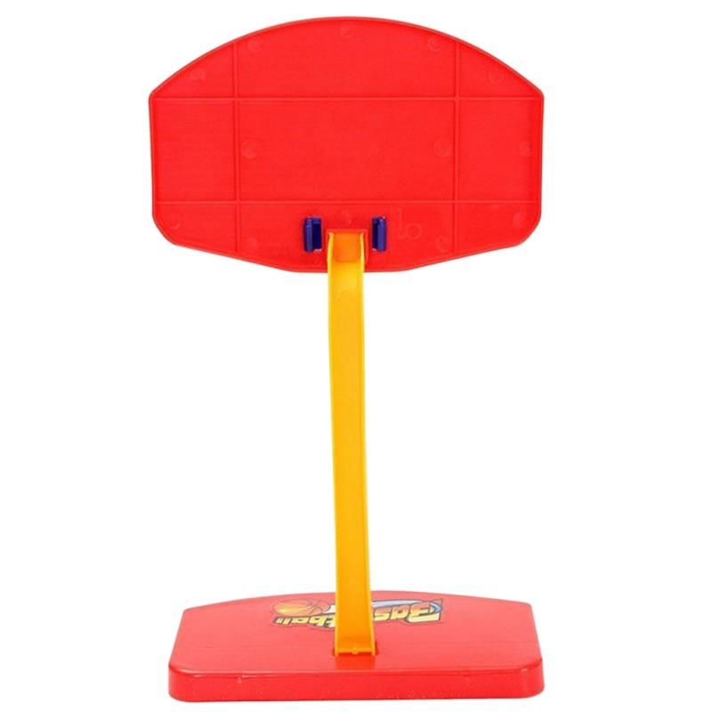 Hot Mini Parrot Toys Shooting Basketball Stand Hoop Basket Desktop Random Color Bird Toys
