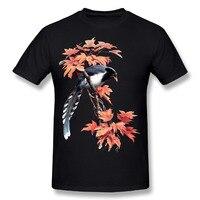 Stranger Things Men T Shirt 3D Men T Shirt Bird Love In Sky Hip Hop Tshirt
