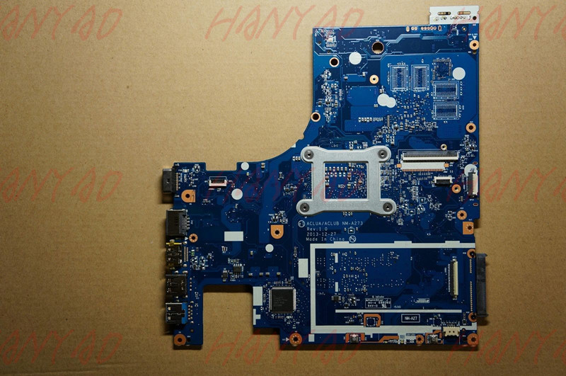 5B20G45409 NM-A273 For Lenovo Z50-70 Laptop Motherboard With i7 CPU 840M 4GB DDR3L MainBoard