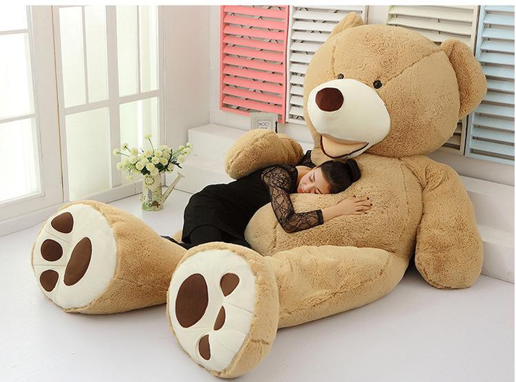 340cm 134inch giant teddy